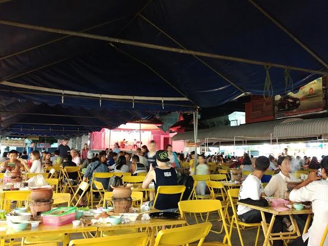 Chiang Rai's night market, Thailand