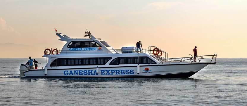 Another boat to go to Nusa Penida from Sanur