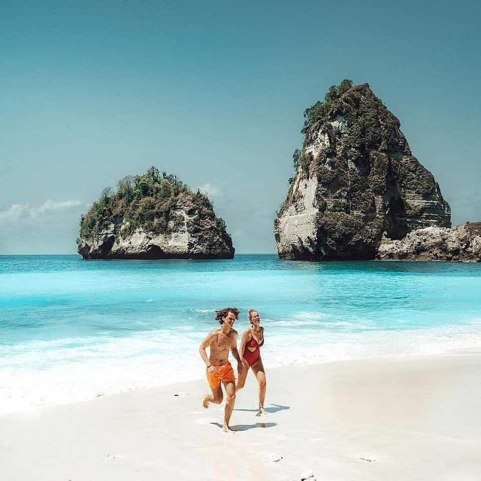 A travel paradise, Nusa Penida island is greeting all of you