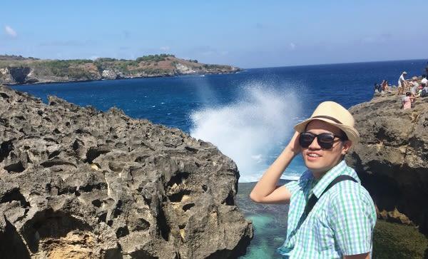 Angel Billabong Cliff