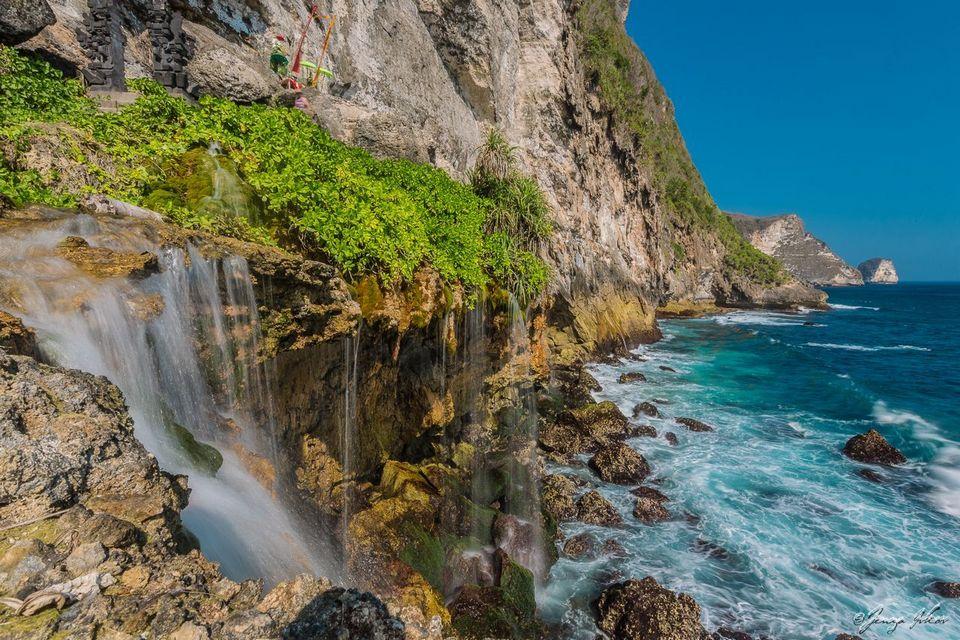 Peguyangan waterfall guide