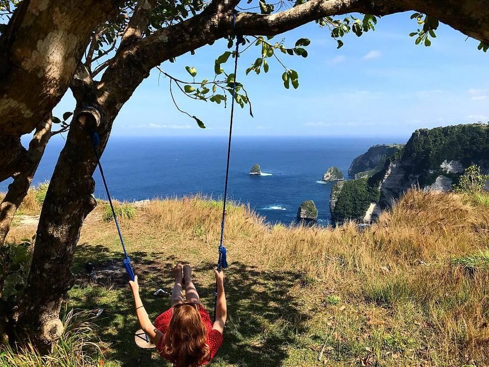 Saren Cliff Point