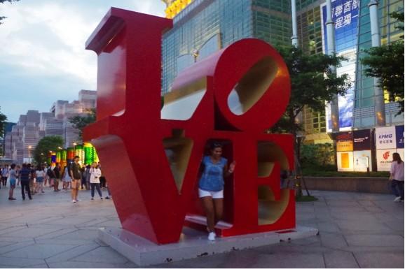 Art Lover's of Taipei City, Taiwan