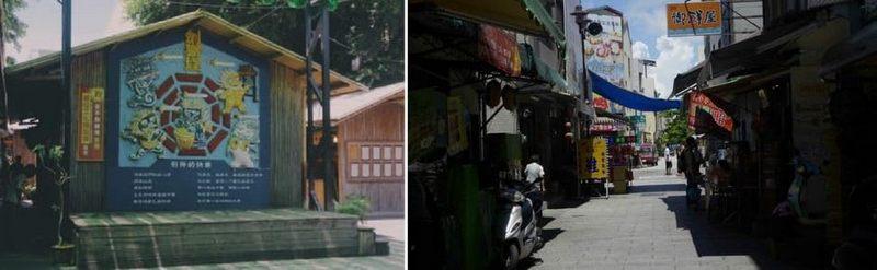 Anping Old Street, Taiwan