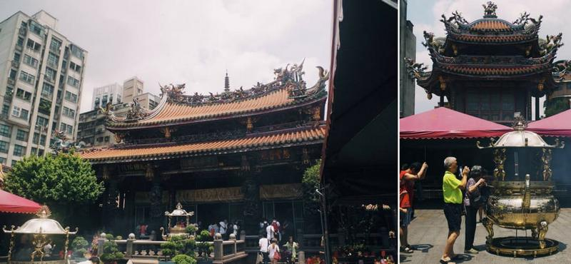 Longshan Temple, Taipei City, Taiwan