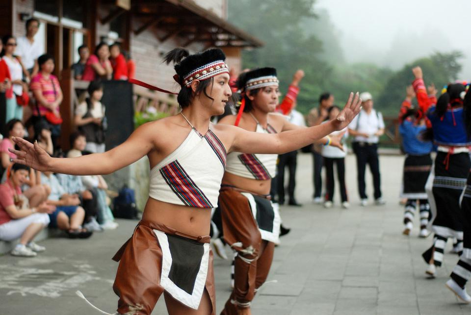 Amis tribal dance
