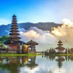 Visit Pura Ulun Danu Bratan Temple Bali — The Bali's most impressive floating temple