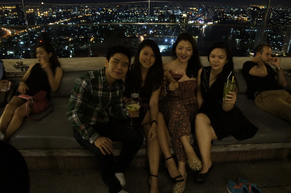 sky bar lebua dress code
