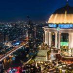 Lebua Sky Bar review — Experience one of the best rooftop bars at Sirocco & Sky Bar Lebua Bangkok