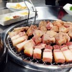 "Best black pork in Jeju — Tasting the super delicious specialty ""Black Pork"" on Jeju island"