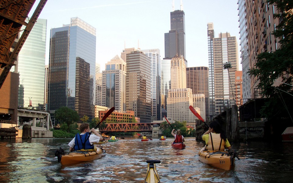chicago travel blog