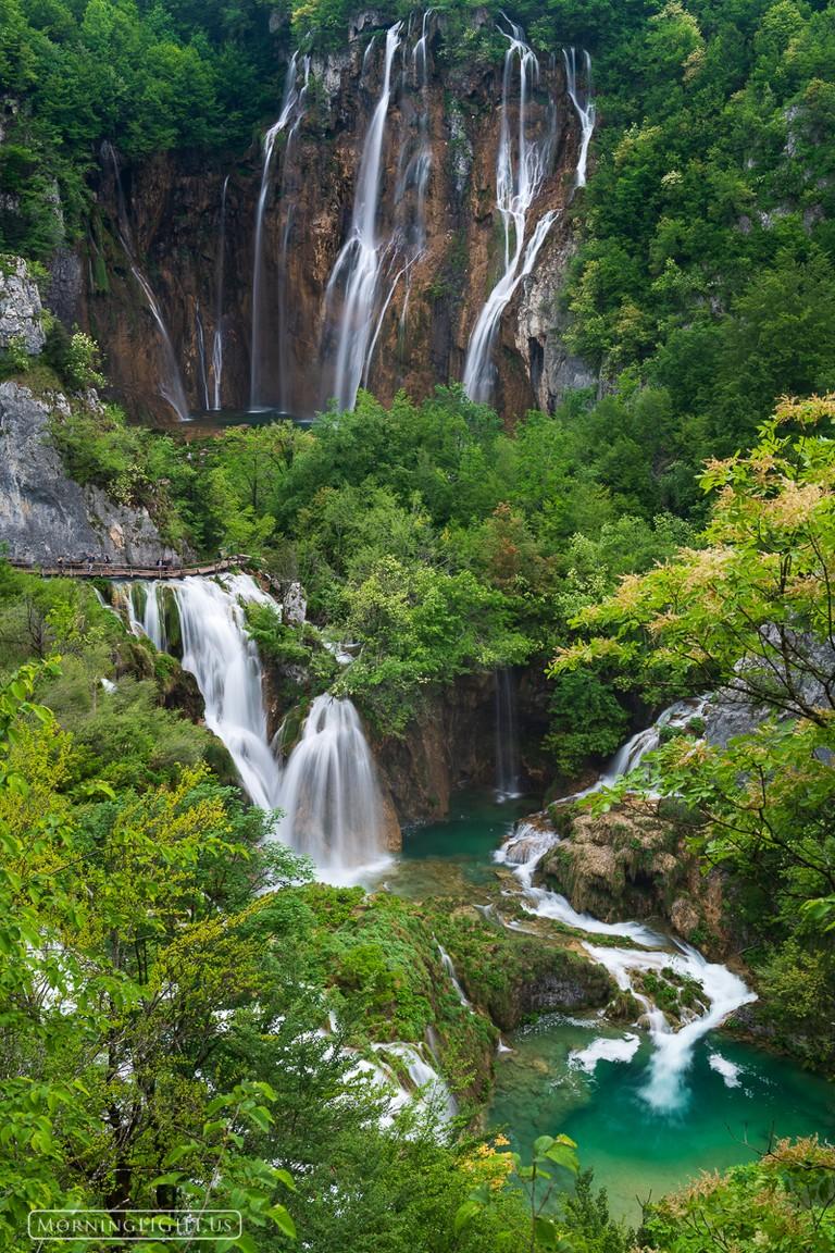 plitvice lakes national park croatia,