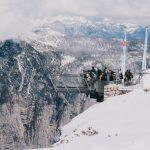 Visiting Dachstein Salzkammergut to climbing Dachstein mountains