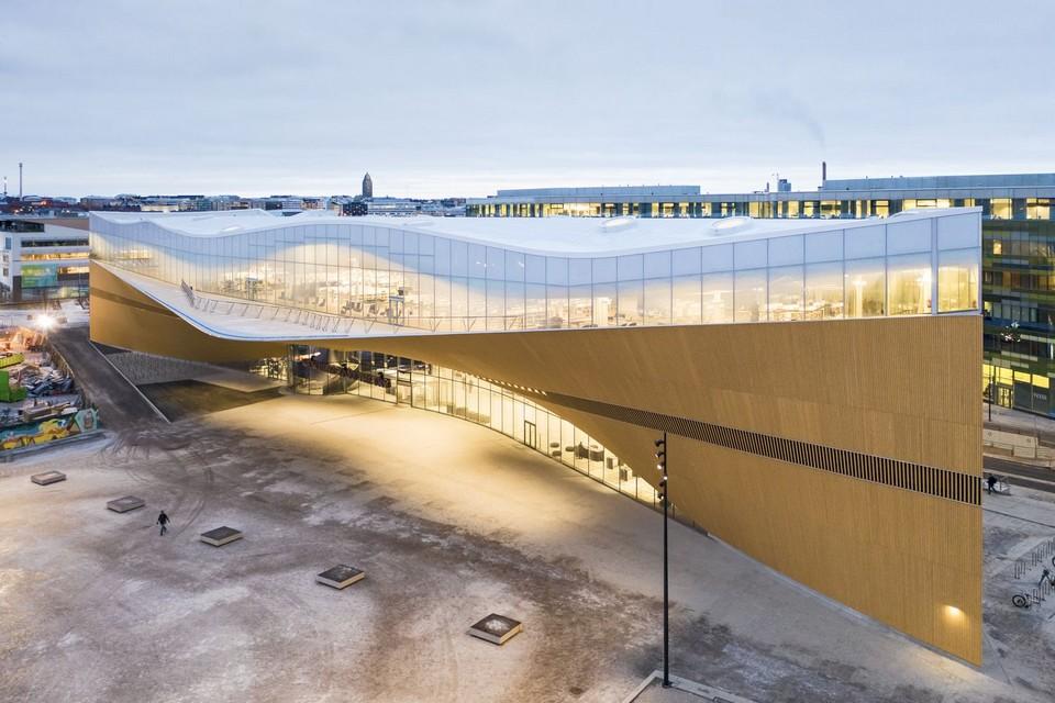 Helsinki Central Library Oodi